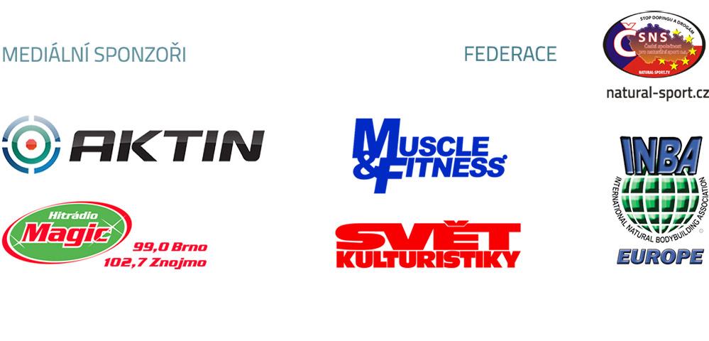 Mediální partneři a podporující federace MMČR 2014